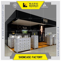 Guangzhou popular cosmetic makeup interior design furniture ,for girls beauty and personal care