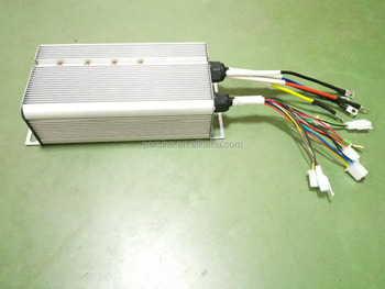 48v/60V 1000w24 tube dc electric tricycle controller