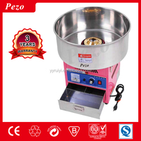 ELECTRIC CUTE VARIOUS COLOR OF CANDY FLOSS MACHINE WITH MUSIC