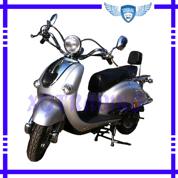 50cc Retro Scooter With EEC Certificate 50XQ-E3
