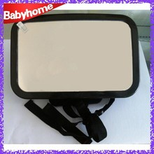2015 PP and pv mirror to ensure safty good baby car seat mirror