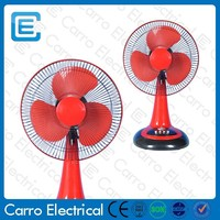 CARRO 2015 best selling 12v dc remote control table fan