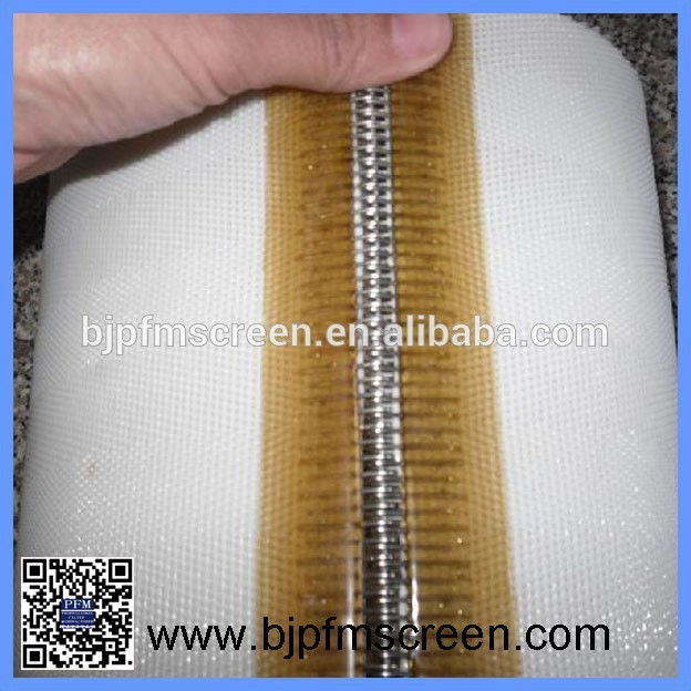 polyester mesh for sludge dewatering