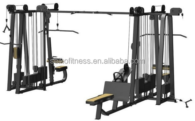 2015 Powerful commercial Fitness Equipment /Gym/Multi Gym Station