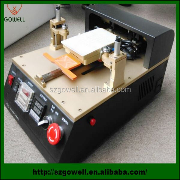 Lowest price Automatic Mobile phone LCD touch screen assembly separating machine