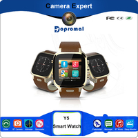Alibaba Newest Ce Rohs camera watch mobile phone,watch phone user manual
