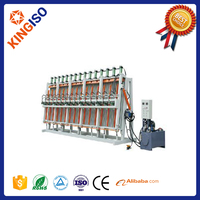 2016 Good woodworking machine MH1352/1 single-side hydraulic composer series
