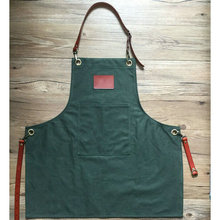 professional customized bbq aprons with leather wholesale