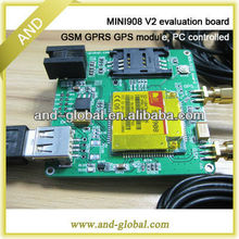 developed MINI SIM908 development kits studying kits