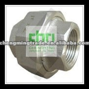 "Brass Union Fitting DN65 Sanitary 1/8""-4"" Stainless Steel/Carbon Steel"