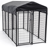 2017 Baochuan special wonderful hot sale safe convenient dog kennels/dog cages/pet houses