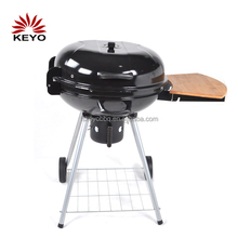 Best Quality Easily Assembled Big Bbq Folding Table Barbecue Kettle Grill Charcoal bbq gril