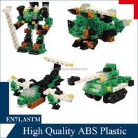 100 pcs building block - diy super heroes block set