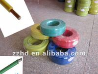 new product different types of residential electrical wire