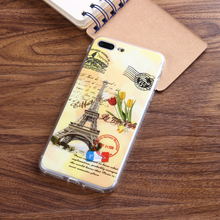 New stylish design soft TPU cell phone accessories case mobile phone back cover for OPPO a37 case