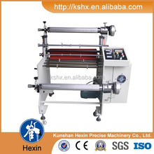 Roll to roll adhesive tape laminating machine