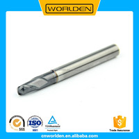 Plastic cnc cutting tools for plastic with high quality