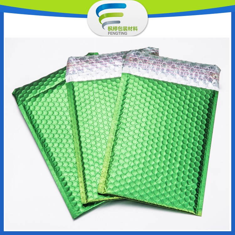 Professional silver aluminum bubble bag mailer With Good Service