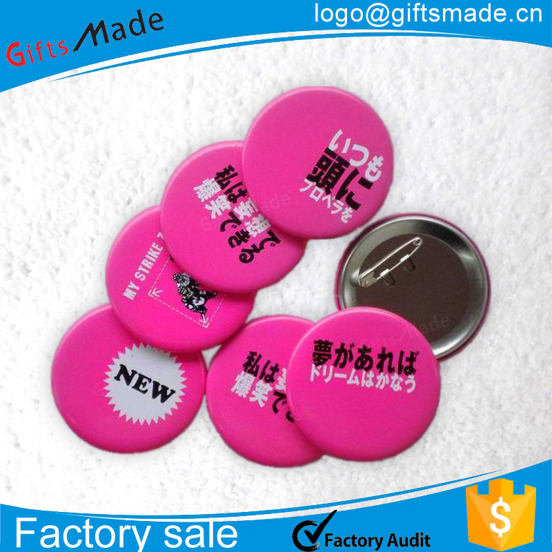 Hot sell smiley face badges