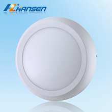 Zhong shan manufacturer supplier surface mounted led panel light dimmable for home decoration