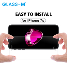 2017 New Arrival Tempered Glass Mobile Phone Screen Protector for iPhone 7s
