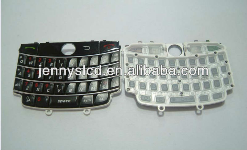 Mobile Phone Keypad For Blackberry 9630 Keypad