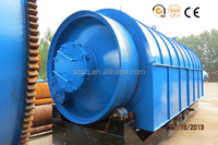 pyrolysis oil recycling machine with high quality