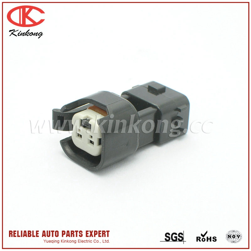 Kinkong Manufacturers In China Uscar Ev6 Female Fuel Injector Sensor Auto Connector