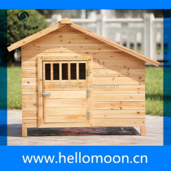 High Quality Professional Wooden Big Kennel Dog