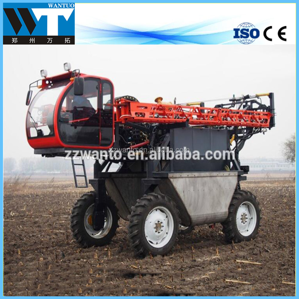 High clearance tractor mounted power sprayers in india
