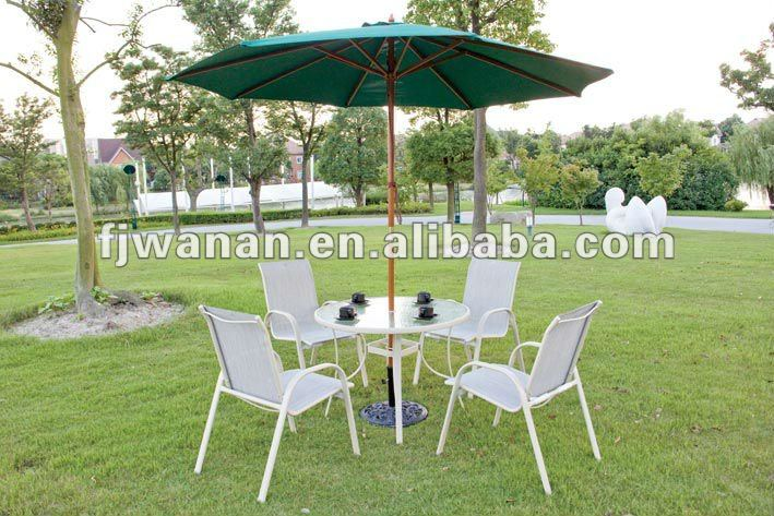 Powder Coating application for Outdoor Furniture