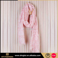 Solid color low price japanese silk gryffindor scarf