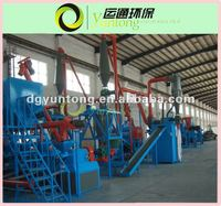 Latest specification tyre processing equipment