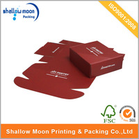 Best price of colored black shipping carton boxes With Good Service