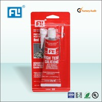 RTV red high temperature resistance silicone sealant