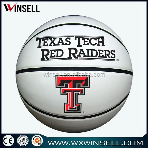 Top selling durable molten pu basketball