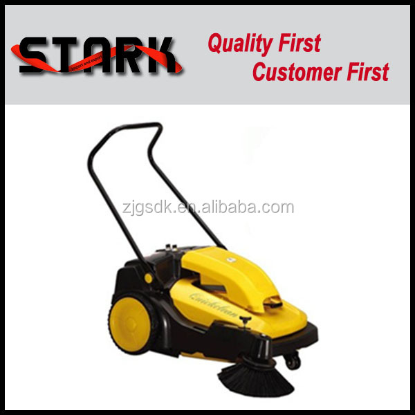 SDK701 Hand push cordless electronic sweeper