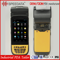 SPEEDATA TT45 Handheld Terminal POS Printer support Barcode scanner/RFID Writer/Fingerprint Reader(Android/WM/Win CE 3 os)