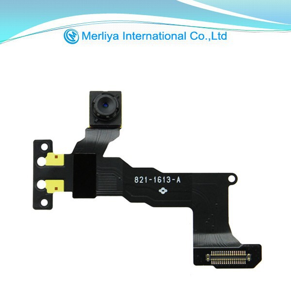 Front Camera Cam with Flex Cable Ribbon Replacement for Apple iPhone 5S
