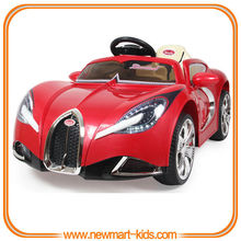 Fashion Red Girls Ride On Electric Toy Cars For Sale