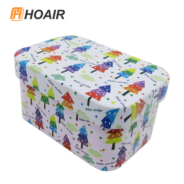China Factory Supply tin gift box wholesale with top quality can be customized