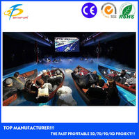 9d cinema/Skyfun factory The most attractive hottest business mobile 5d 7d 9d cinema system with high technology
