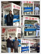 QT10-15 automatic hollow brick making machine&cement block machine&concret block machine
