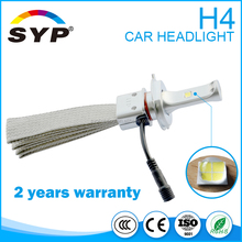 Auto lighting system high power 60W cre e auto led headlight h4 led high low beam,led headlight kits