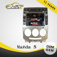 car dvd player for mazda 5 factory hot sale 2015 good quality best price