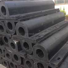 D Type Marine Extruded Rubber Fender EPDM Rubber Fender