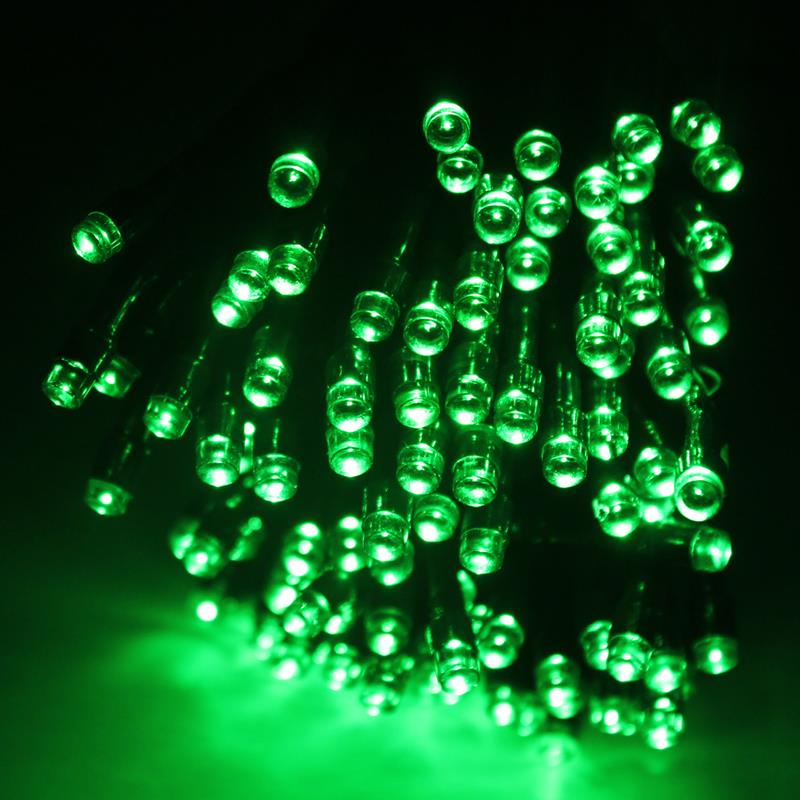 30M 300LEDs Solar Powered LED Christmas String Light With Twinkle Effect