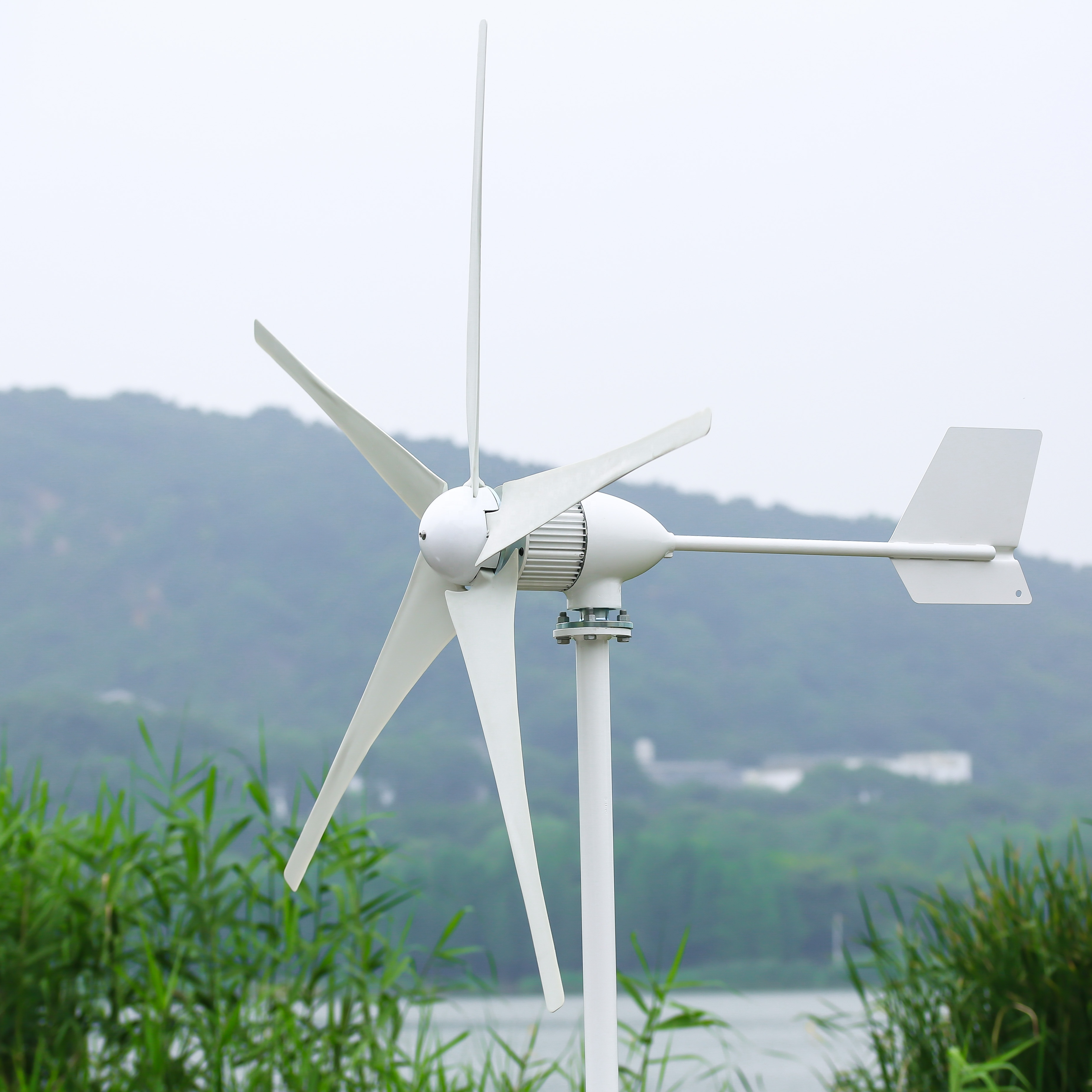 Price Negotiable <strong>Manufacturer</strong> 1kw Wind Turbine 48v