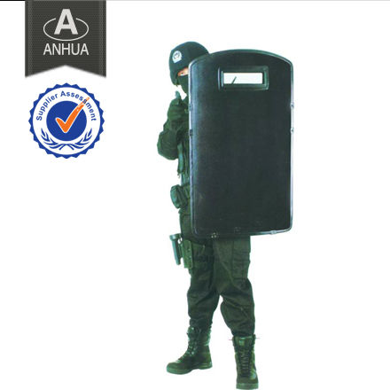 NIJ III hand hold bullet proof shield
