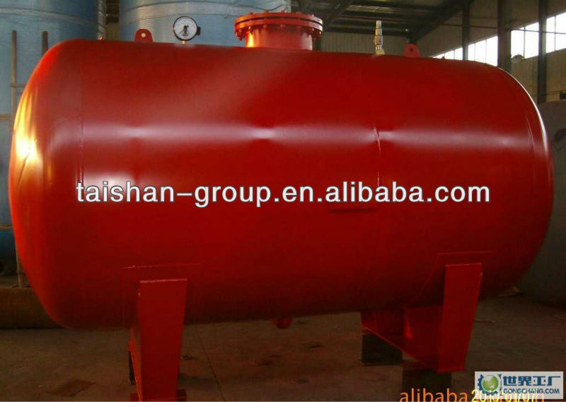 High quality diesel oil storage tank/vessel made by a leading manufacturer